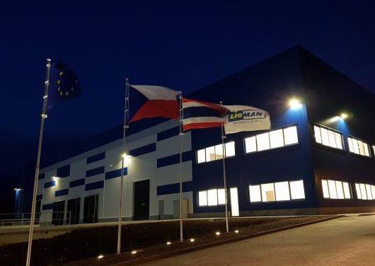 ČESKÁ REPUBLIKA SE STALA CENTRÁLOU EVROPSKÉ EXPANZE THAJSKÉHO VÝROBCE SVÍTIDEL