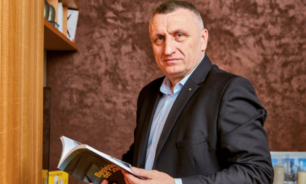 Rozhovor s Bořivojem Minářem: NĚMCI UŽ V EXPORTU PROŠLAPALI RŮZNÉ CESTY. MŮŽEME SE INSPIROVAT