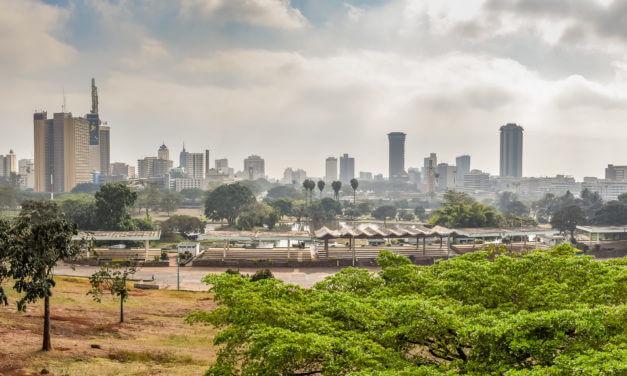 SUBSAHARSKÁ AFRIKA, REGION PARADOXŮ
