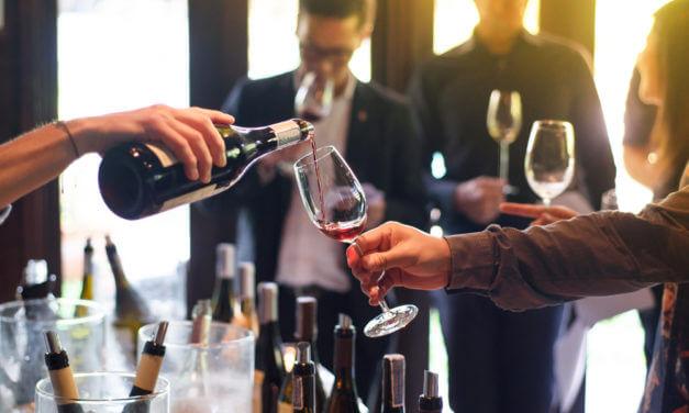 Prezentace českých a moravských vín v Londýně