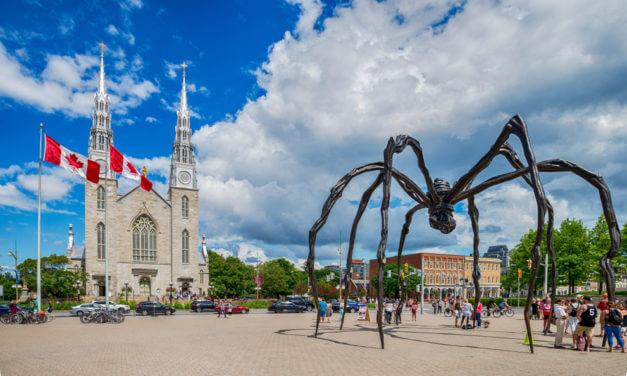 Veletrh cestovního ruchu Travel & Vacation Show 2019 v Ottawě