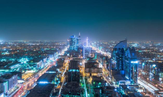 Český pavilon na veletrhu letecké techniky Saudi International Airshow