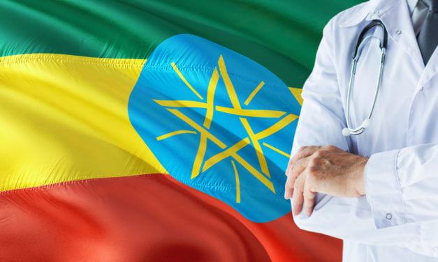 Mezinárodní zdravotnický veletrh v Etiopii