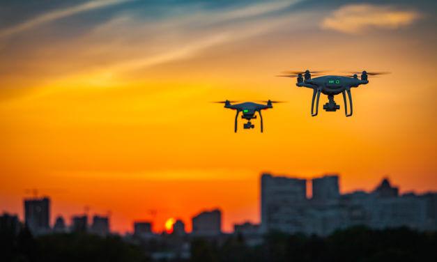 Drony nad Amerikou. Představí se i Češi