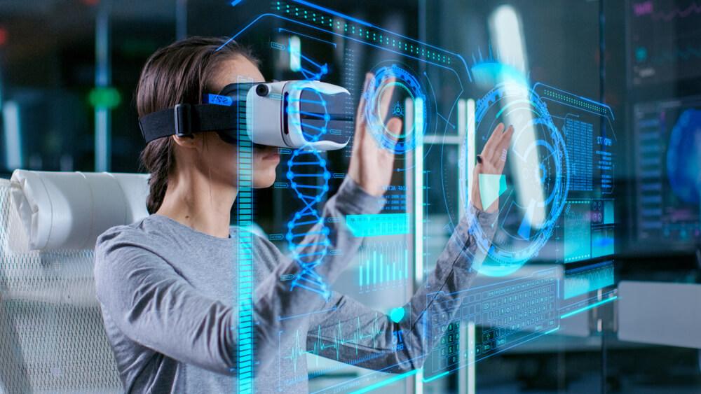 7e1eadb59 Velkou budoucnost mají aplikace virtuální reality ve zdravotnictví.  Ilustrační foto: Shutterstock