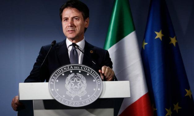 ITALSKÁ VLÁDNÍ KRIZE ZNEJISTILA FIRMY I BANKY