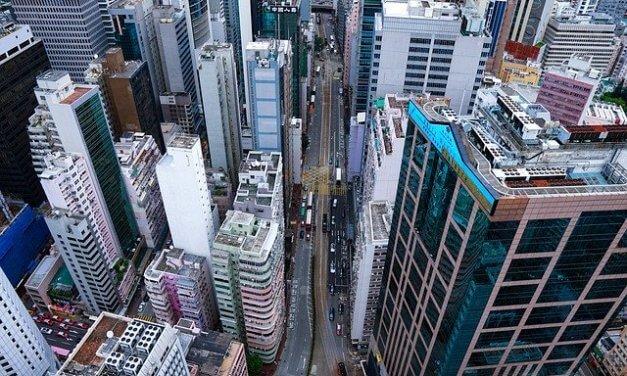 HONGKONGSKÁ EKONOMIKA SE PROPADLA DO RECESE