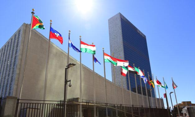 Možnost účasti českých firem na semináři o dodávkách do OSN v New Yorku