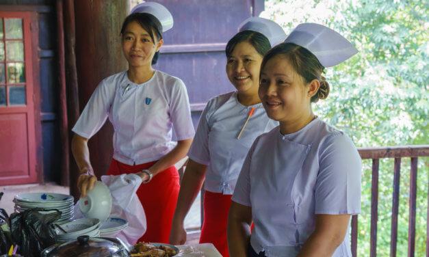 MYANMAR MÁ ZÁJEM O ZDRAVOTNICKÉ PROSTŘEDKY