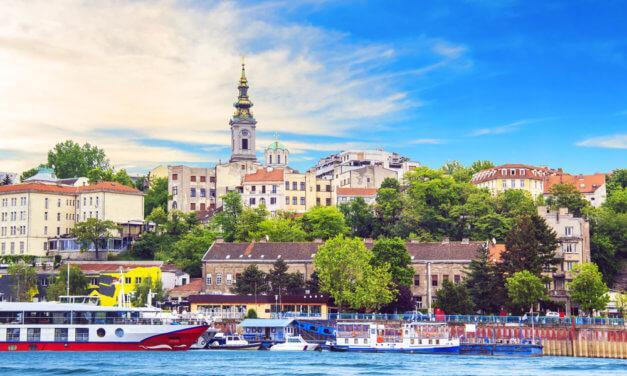 Podnikatelská mise v rámci cesty ministra zemědělství do Srbska