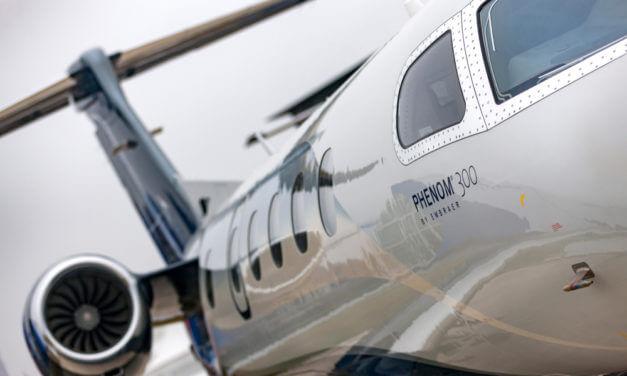 Setkání s leteckou firmou Embraer