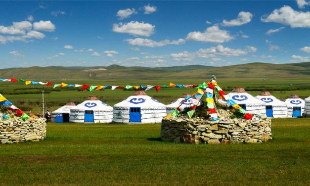 Podnikatelská mise do Mongolska