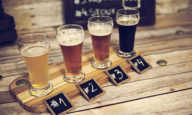 B2B prezentace českého piva z malých a středních pivovarů ve Velké Británii