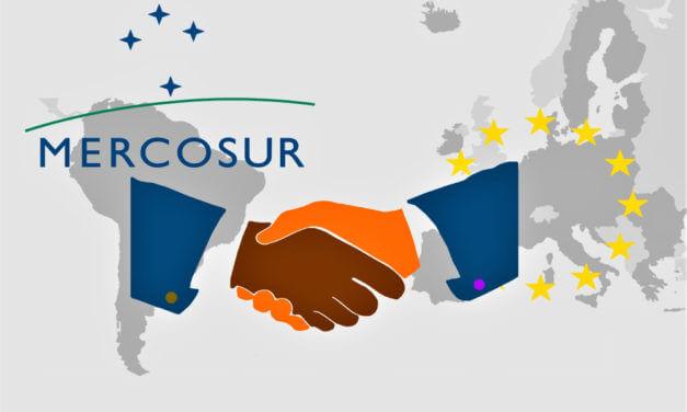 Z DOHODY EU-MERCOSUR BUDOU TĚŽIT I ČEŠI