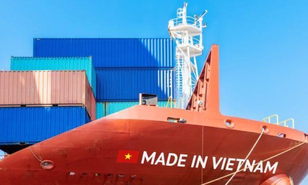 VIETNAM – VÍTĚZ OBCHODNÍ VÁLKY MEZI USA A ČÍNOU