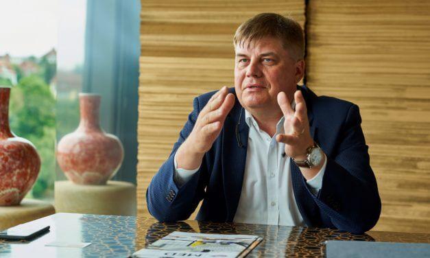 Petr Brzezina, Škoda Transportation: EXPORTÉR MUSÍ BÝT SILNÝ NA DOMÁCÍM TRHU