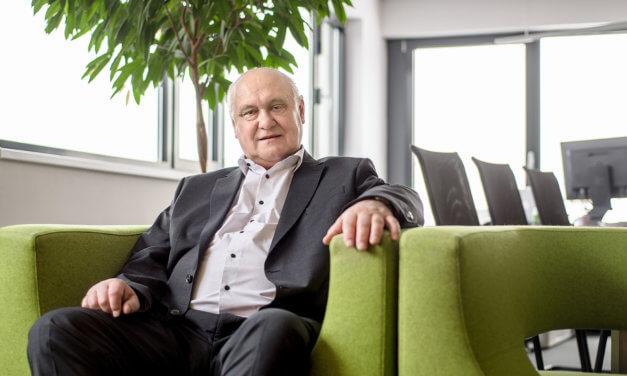 Jaroslav Klíma, Tescan: EVROPSKÝ GIGANT SE SÍDLEM V BRNĚ. TO JE MŮJ SEN