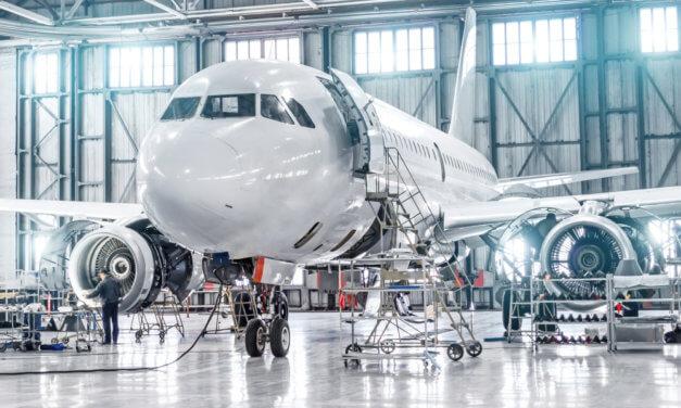 Mise v oblasti civilního letectví do Alžírska