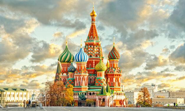 Rusko – exportní webinář