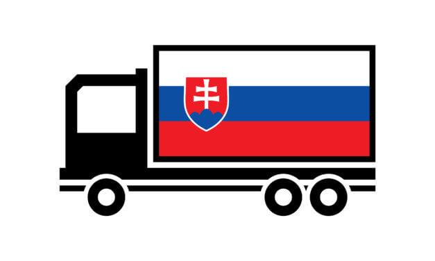 SLOVENSKO NEOMEZUJE PŘEPRAVU ZBOŽÍ Z ČR KAMIONY