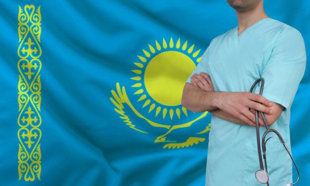 KAZACHSTÁN NABÍZÍ ŠANCI ZDRAVOTNICKÝM FIRMÁM
