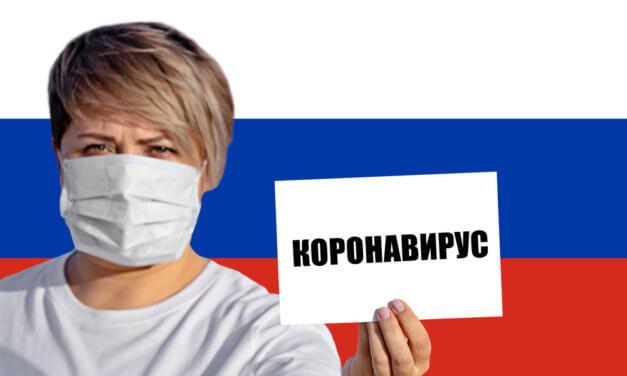 RUSKO PODPOŘÍ FIRMY, NEZASTAVILO NÁKLADNÍ DOPRAVU