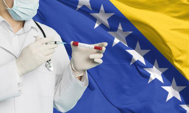 DO BOSNY A HERCEGOVINY DORAZILY TESTY NA KORONAVIRUS Z ČESKA
