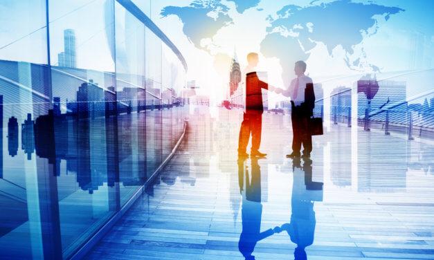 Hledání obchodních partnerů na dálku