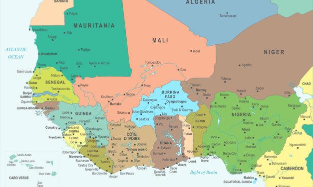 ZÁPADNÍ AFRIKA BOJUJE O ZÁCHRANU EKONOMIKY