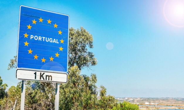 PORTUGALSKO DRŽÍ PRO ZBOŽÍ OTEVŘENÉ HRANICE