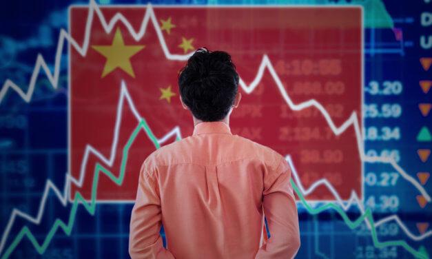 ČÍNA: PRVNÍ PROPAD PO VÍCE NEŽ 40 LETECH