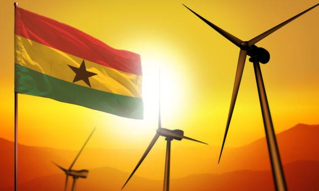 OBNOVITELNÉ ZDROJE ENERGIÍ JSOU NADĚJÍ PRO GHANU
