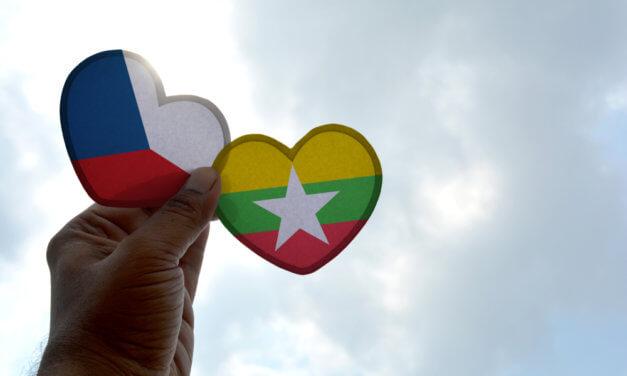ČESKÝ EXPORT DO MYANMARU STRMĚ ROSTE, KORONAVIRU NAVZDORY