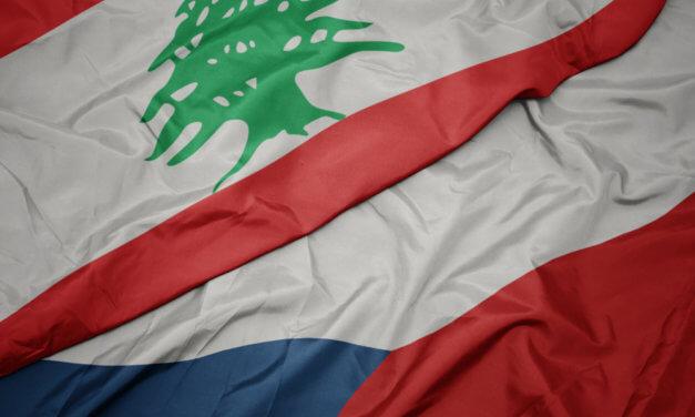 ČESKÉ FIRMY V RÁMCI HUMANITÁRNÍ POMOCI POSÍLAJÍ VYBAVENÍ PRO LIBANONSKÉ NEMOCNICE
