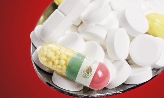 MEXIKO OTEVÍRÁ SVŮJ FARMACEUTICKÝ TRH
