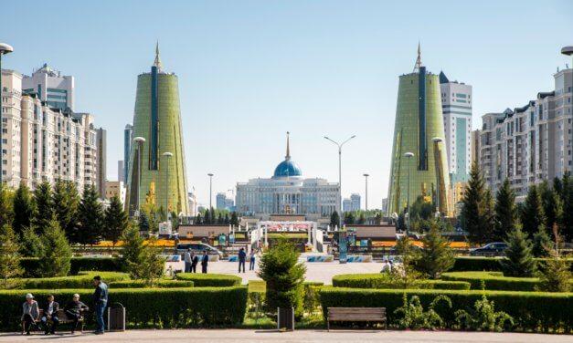Kazachstán – online individuální konzultace s ekonomickým diplomatem