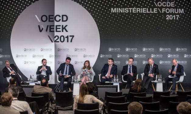 OECD NABÍZÍ UNIKÁTNÍ KNOW-HOW PRO CESTU Z KRIZE