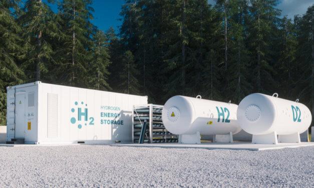 KANADA CHCE BÝT LÍDREM GLOBÁLNÍ VODÍKOVÉ ENERGETIKY