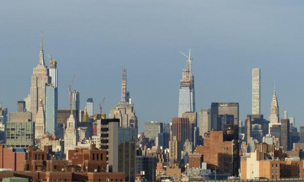 ČESKÁ FIRMA ZAJIŠŤUJE MOBILNÍ PŘÍSTUP PRO MRAKODRAP V NEW YORKU
