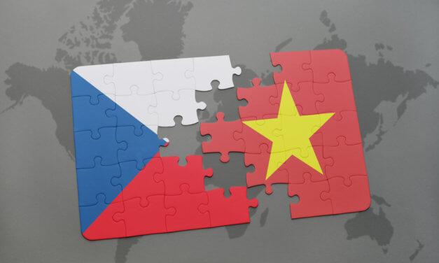 VIETNAMSKÉ STÁTNÍ ZAKÁZKY SE OTEVÍRAJÍ ČESKÝM FIRMÁM