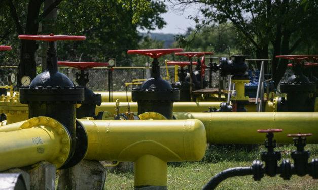 NOVÝ PLYNOVOD POSILUJE ENERGETICKOU BEZPEČNOST MOLDAVSKA