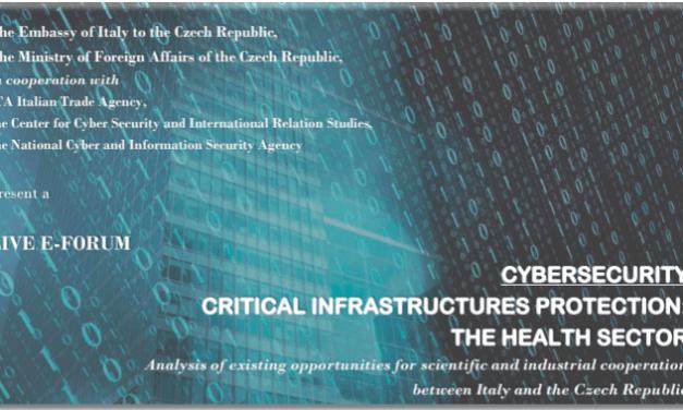 Kybernetická bezpečnost ve zdravotnictví – webinář