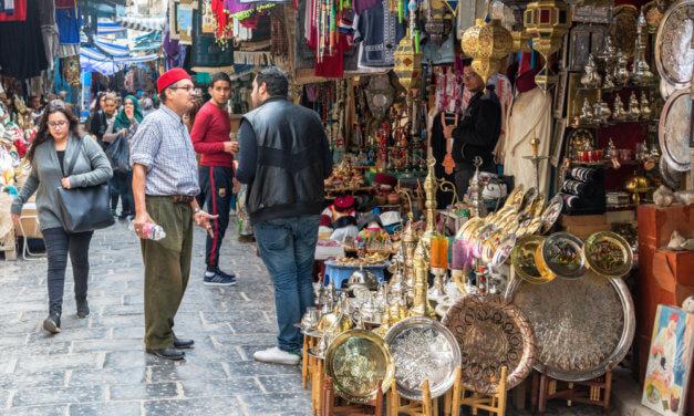 TUNISKO SÁZÍ NA PODPORU VENKOVA, DIGITALIZACI A PODNIKÁNÍ