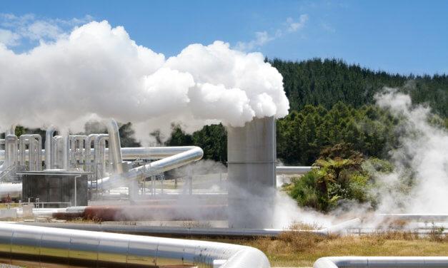 SLOVENSKO PODPOŘÍ ROZVOJ GEOTERMÁLNÍ ENERGIE