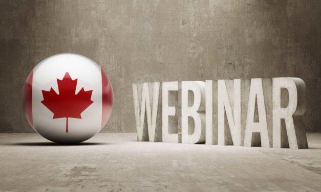 Kanada – webinář o příležitostech pro české firmy