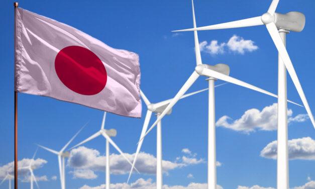 JAPONSKO VZHLÍŽÍ K VĚTRNÉ ENERGII