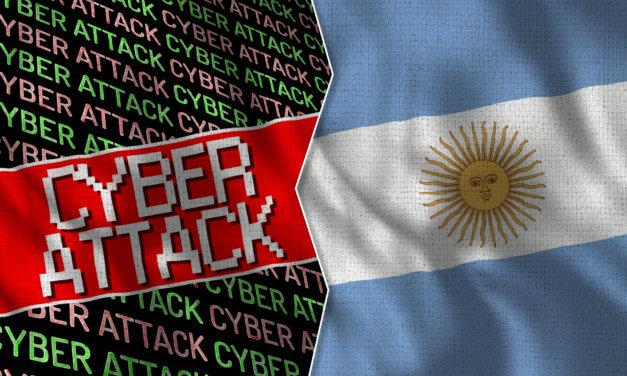 ARGENTINA SE POTÝKÁ S KYBERNETICKÝMI ÚTOKY