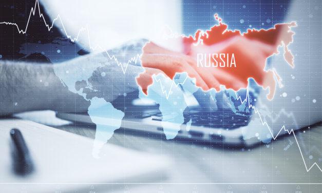 Rusko – webinář o příležitostech pro české firmy
