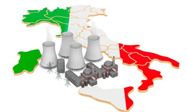 ITÁLIE HLEDÁ LOKALITU PRO ÚLOŽIŠTĚ RADIOAKTIVNÍHO ODPADU