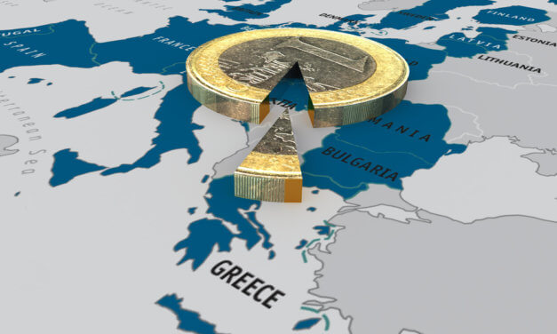 ŘECKO SE PŘIPRAVUJE NA ČERPÁNÍ Z FONDU OBNOVY EU